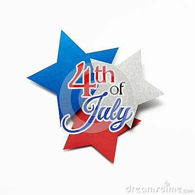 Free Happy 4th Of July. Royalty Free Stock Photography - 88243297