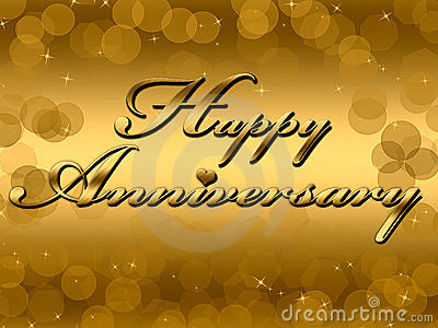 Happy Anniversary Stock Image Image 17946181