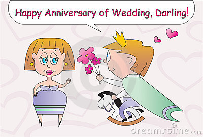 Happy Anniversary of Wedding