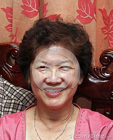 Asian Woman Ming Tan And 31