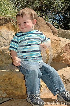 Free Happy Baby Stock Image - 1487321