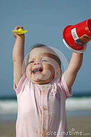 Free Happy Baby Stock Image - 3149591