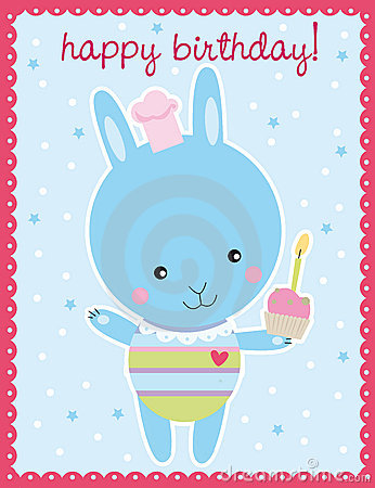 Happy Bunny Birthday Cakes. HAPPY BIRTHDAY (click image to