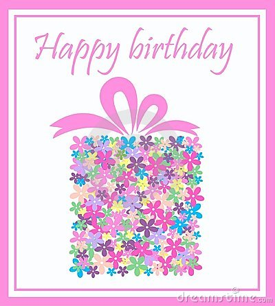 Free Happy Birthday Royalty Free Stock Photography - 17786447