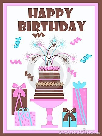Free Happy Birthday Stock Image - 18157161