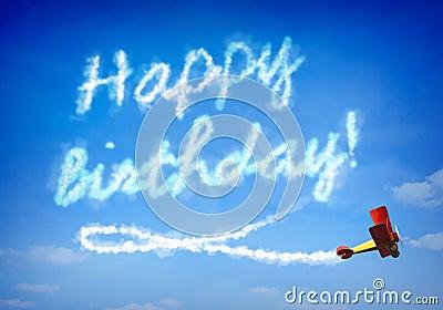 Happy Birthday Stock Photo Image 20624130