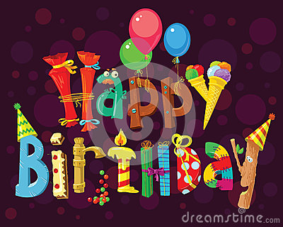 Happy Birthday Stock Photos Image 32455723
