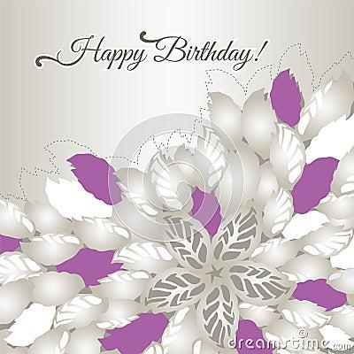 Birthday Greetongs - Magazine cover