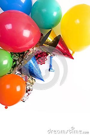 Free Happy Birthday Still Life Stock Photo - 18532320