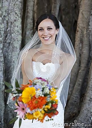 Free Happy Bride Stock Photo - 15238380