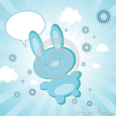 Free Happy Bunny Stock Photo - 5883880