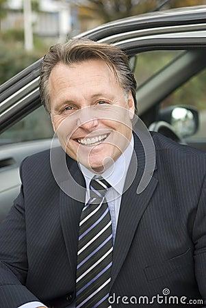 Free Happy Businessman Stock Photo - 7116650