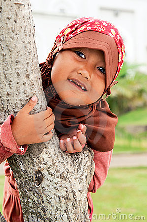 Happy Child, Muslim