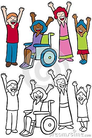 Free Happy Children Stock Photography - 10098112