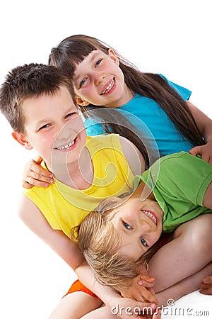Free Happy Children Stock Photo - 2687450