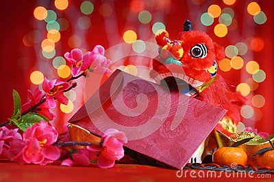 Happy chinese new year stock photo image 46706721 for Ang pow packet decoration