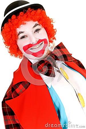 Free Happy Clown Stock Photos - 8451243