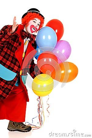 Free Happy Clown Royalty Free Stock Photo - 8517275