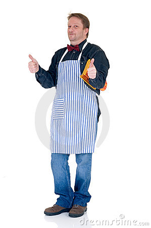 Free Happy Cook Stock Photos - 6527663