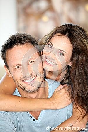 Free Happy Couple Stock Images - 15441324
