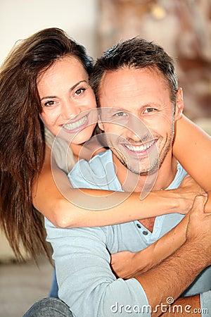 Free Happy Couple Stock Photography - 15466442