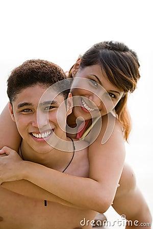 Free Happy Couple Royalty Free Stock Photos - 4516008