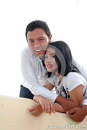 Free Happy Couple Royalty Free Stock Photography - 9064997
