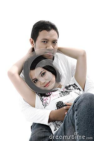 Free Happy Couple Stock Photography - 9065092