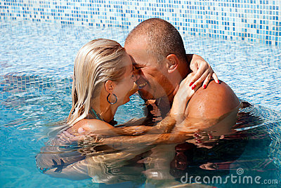Happy Couple On Vacation Royalty Free Stock Photo - Image: 16321785