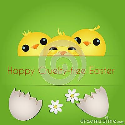 Happy Cruelty-free Easter