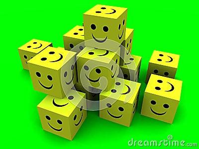 Happy Cubes 2