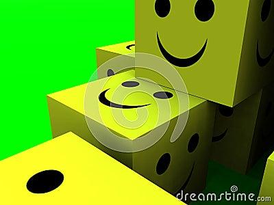 Happy Cubes 8