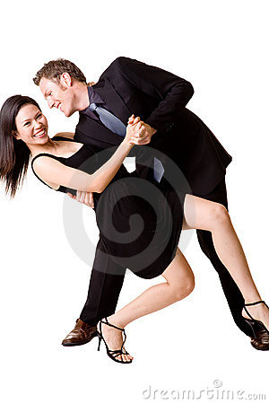 Free Happy Dancing Couple Royalty Free Stock Photos - 6599168