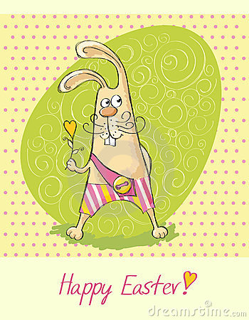 Happy Easter card 2