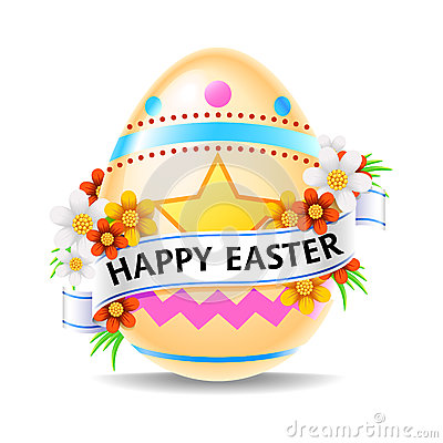 Free Happy Easter Egg Stock Photo - 38001660