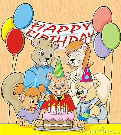 Happy Eighth Birthday