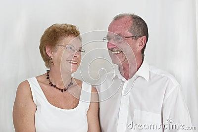 Happy elderly couple (1)