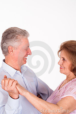 More similar stock images of   Happy elderly couple  Happy Elderly Couple