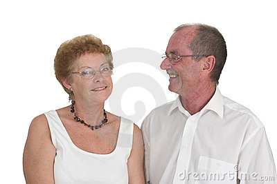 Happy elderly couple (2)
