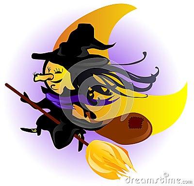 Happy epiphany witch