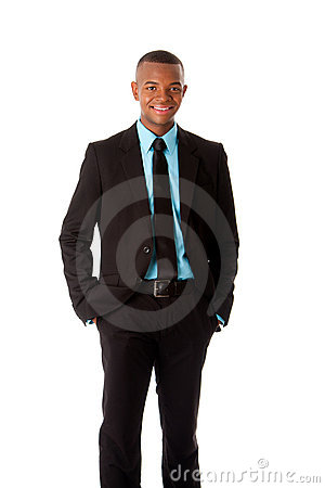 Free Happy Executive Corporate Business Man Royalty Free Stock Photo - 21497055