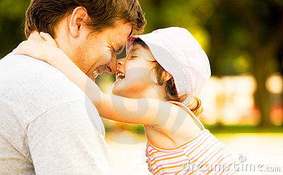 Happy family, happiness
