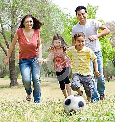 Free Happy Family Stock Image - 20447001