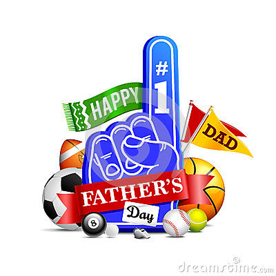 Free Happy Father S Day Stock Image - 40596621