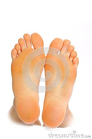 Free Happy Feet I Stock Photography - 5459502