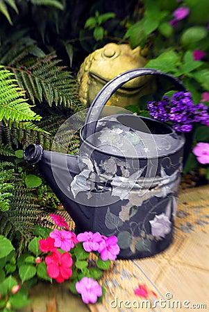 Free Happy Garden 2 Royalty Free Stock Image - 1277266
