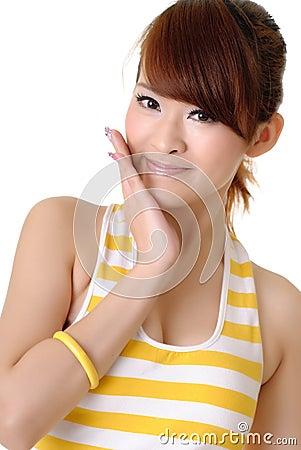 Free Happy Girl Stock Photo - 14793130