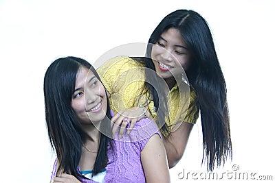 Happy girls 2