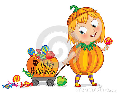 Happy Halloween Royalty Free Stock Images - Image: 28160809