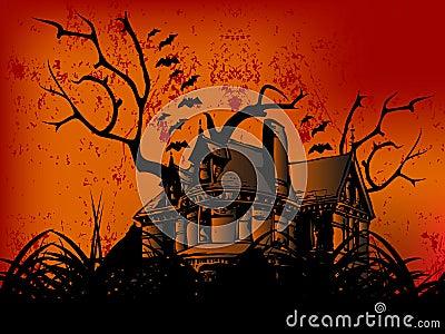 Happy Halloween Castle